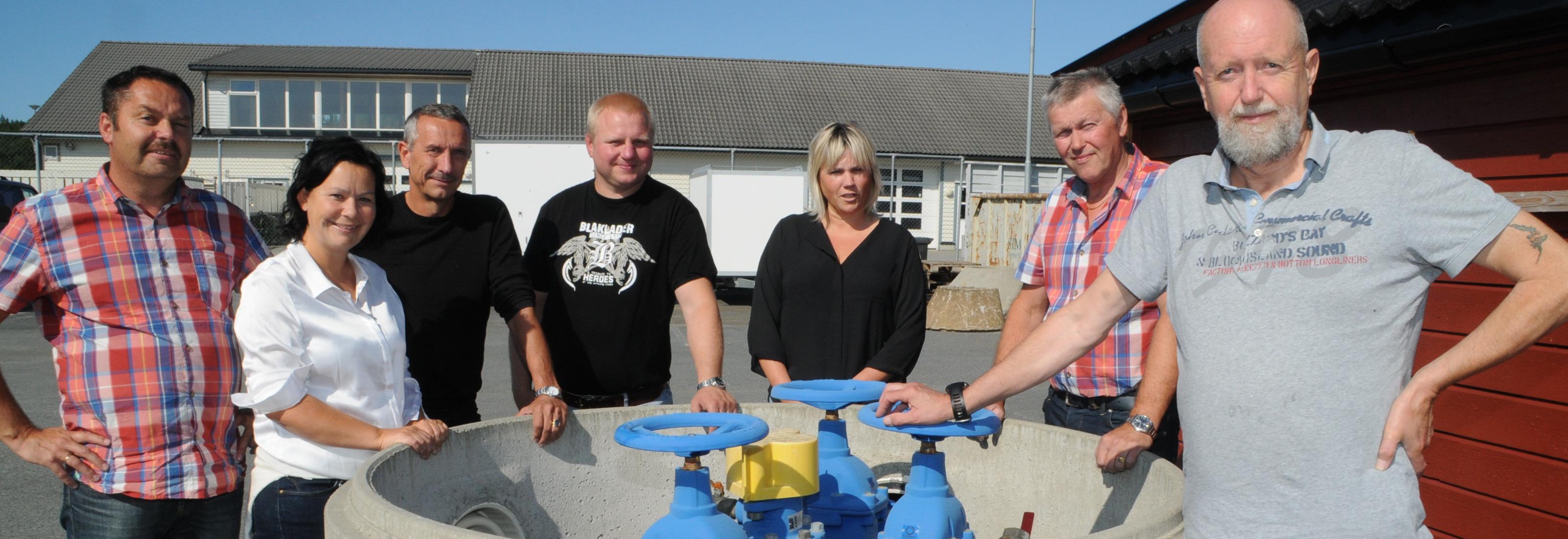 Styret i Bømlo Vatn og Avløpsselskap