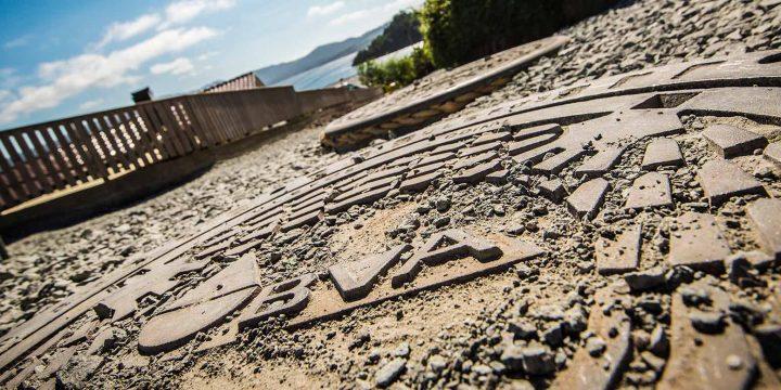 Over heile Bømlo – utbetring av vatn og avløpsnettet